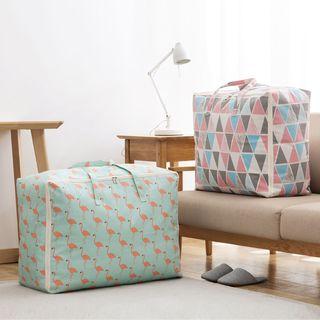 Home Simply - 棉麻衣服整理袋