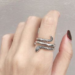 True Glam - Alloy Snake Ring