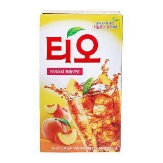 Dongsuh - Tio Ice Peach Tea 13g x18