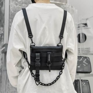 Carryme - Chain Convertible Mini Crossbody Bag