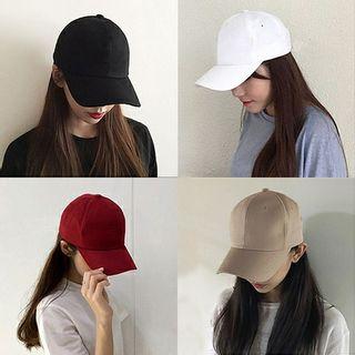 Hat Society - Casquette de baseball en twill de coton
