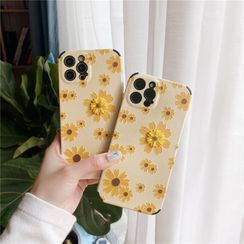 Cellisha - 3D Flower Phone Case - iPhone 12 Pro Max / 12 Pro / 12 / 12 mini / 11 Pro Max / 11 Pro / 11 / SE / XS Max / XS / XR / X / SE 2 / 8 / 8 Plus / 7 / 7 Plus