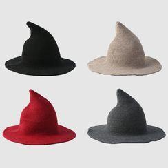 Jiggon - Woolen Wizard Hat