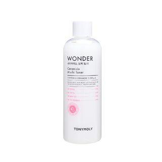 TONYMOLY - Wonder Ceramide Mocchi Toner 500 ml