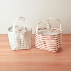Hyole - Cotton and linen thickened lunch bag
