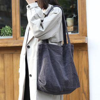 Quien(キエン) - Corduroy Tote Bag