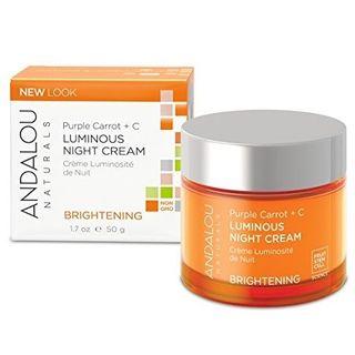 Andalou Naturals - Purple Carrot + C Luminous Night Cream