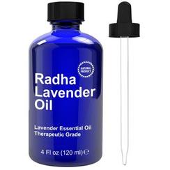 Radha Beauty - Lavender Essential Oil, 120ml