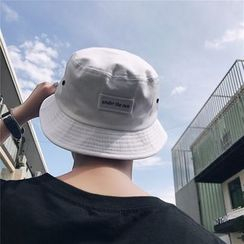 CooLook - Lettering Bucket Hat