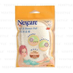 3M - Nexcare Bath & Shower Puff 1 pc