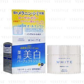 Kose - Moisture Mild White Perfect Gel