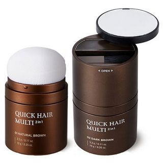 THE FACE SHOP - Quick Hair Multi - 2 Colors