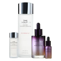 MISSHA - Time Revolution Best Seller Special Set 4pcs