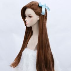HSIU - My Next Life as a Villainess: All Routes Lead to Doom! Catarina Claes Cosplay Wig