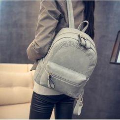 Merlain - Embroidered Backpack