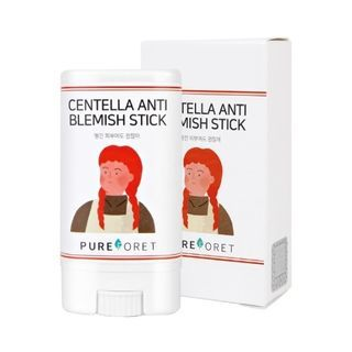 PUREFORET - Centella Anti Blemish Stick Anne Art Collaboration