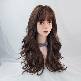 Jellyfish - Curly Long Full Wig