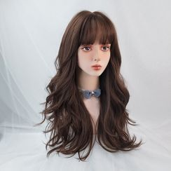 Jellyfish - Curly Long Full Wig