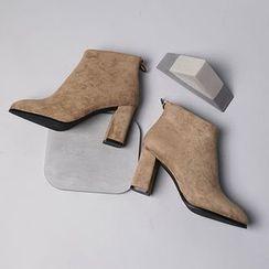 Achelois - Chunky-Heel Ankle Boots