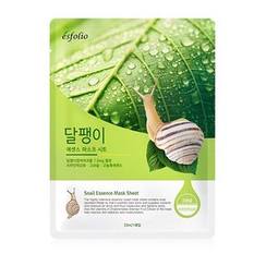 esfolio - Snail Essence Mask Sheet Set 10pcs