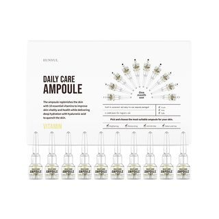 EUNYUL - Daily Care Ampoule Set - 5 Types