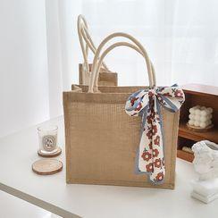 Moonap - Linen Tote Bag