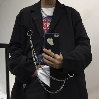 Blackcola(ブラックコーラ) - Plain Blazer / Dress Pants