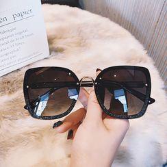 MOL Girl - Frameless Sunglasses