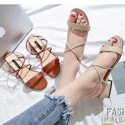 Anjay - 羅馬涼鞋