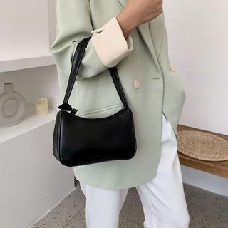 Tiff - Faux Leather Shoulder Bag