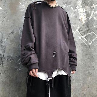 2DAWGS - Ripped Sweatshirt