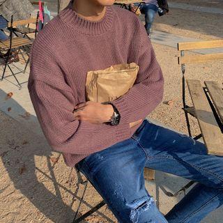 MRCYC - Plain Crew-Neck Sweater