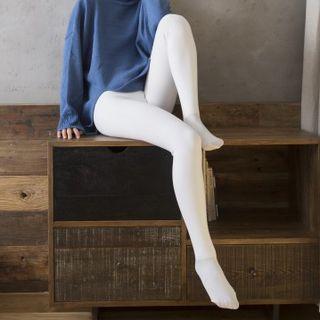 MEIA - Fleece-Lined Tights / Leggings