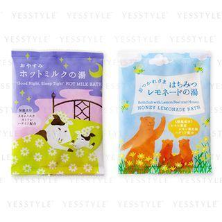 CHARLEY - Picture Book Bath Salt - 2 Types