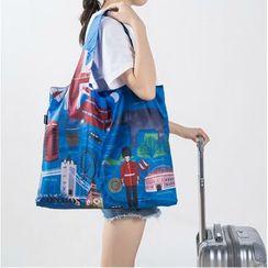 Yebeez - Foldable Travel Shopping Bag