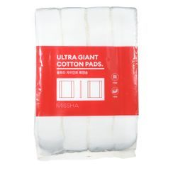MISSHA - Ultra Giant Cotton Pads
