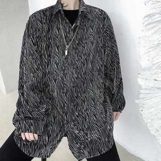 Bjorn - 图案衬衫
