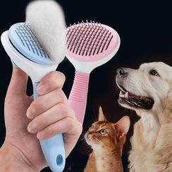 IKR - Stainless Steel Pet Hair Brush