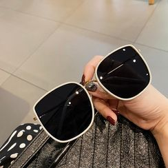 MOL Girl - Square Frame Sunglasses