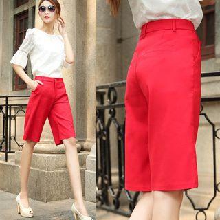Oaksa - Straight Fit Shorts
