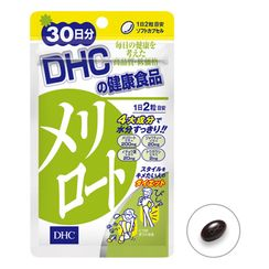 DHC Health & Supplement - 下半身纤体丸(30日)