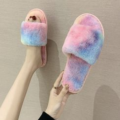 Aneka - Furry Slippers