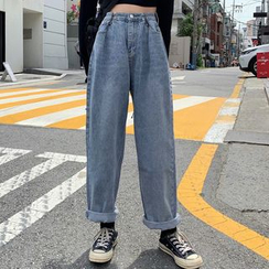 Dute - Straight Fit Jeans