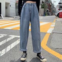 Dute - 直筒牛仔裤