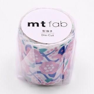 mt - mt Masking Tape : mt fab Die-Cut Flower & Climbing Plant