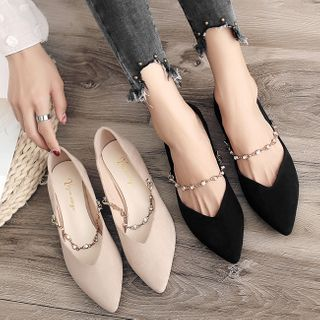 Yuki Yoru - Pointed Chained Flats