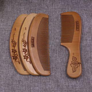 Evora - Wooden Hair Comb