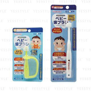 Wakodo - Nicopica 360 Tooth Brush - 2 Types