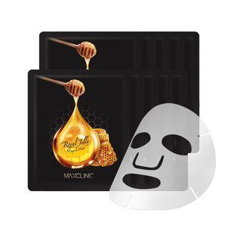 MAXCLINIC - Royal Jelly Ampoule Mask Set