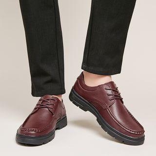 MARTUCCI - Platform Lace Up Shoes